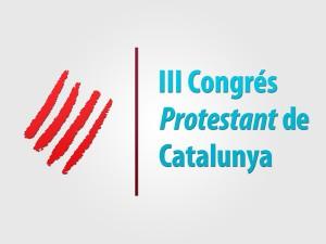 Logo del 3r Congrés Protestant de Catalunya