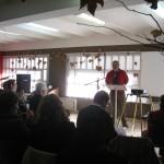 Presentació del III Congrés Protestant de Catalunya al Comitè Evangèlic per a la Immigració