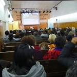 Presentació del III Congrés Protestant de Catalunya al VII Fòrum Social de Diaconia