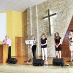 Presentació del III Congrés Protestant de Catalunya al Lleida