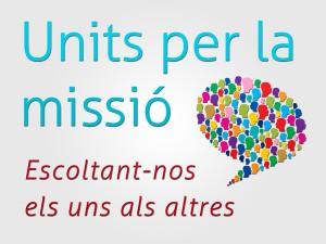 Lema del 3r Congrés Protestant de Catalunya: Units per una missió
