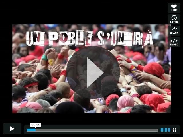 Vídeo de presentació del 3r Congrés Protestant de Catalunya